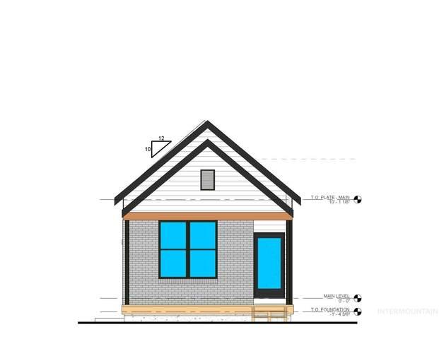 4307 W Freemont Street, Boise, ID 83706 (MLS #98810449) :: Story Real Estate