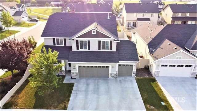 4046 S Leaning Tower Ave., Meridian, ID 83642 (MLS #98810464) :: City of Trees Real Estate