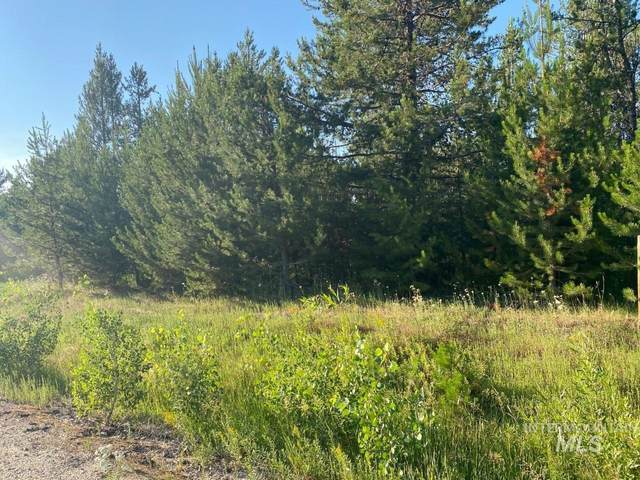 36 Grand Fir, Donnelly, ID 83615 (MLS #98810515) :: Michael Ryan Real Estate