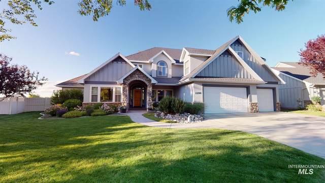 2294 E Handel St., Meridian, ID 83646 (MLS #98810516) :: Team One Group Real Estate