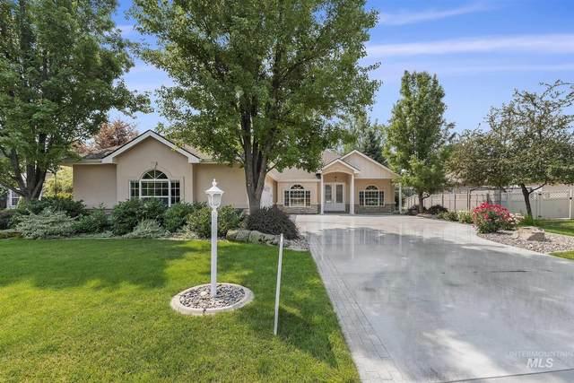 3587 W Muirfield, Meridian, ID 83646 (MLS #98810523) :: Build Idaho