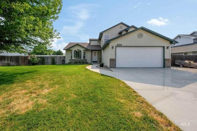 3024 N Firelight Place, Meridian, ID 83646 (MLS #98810528) :: Michael Ryan Real Estate