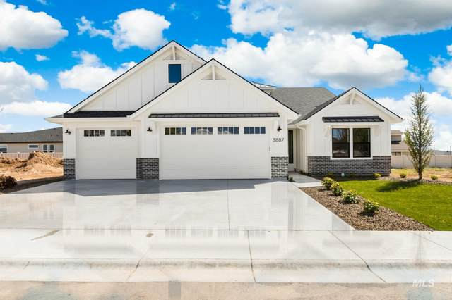 4103 E Fratello St, Meridian, ID 83642 (MLS #98810557) :: Team One Group Real Estate