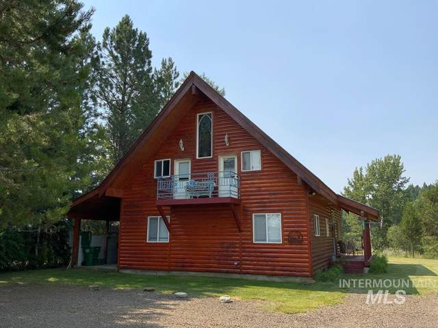 12914 Norwood Road, Donnelly, ID 83615 (MLS #98810589) :: Team One Group Real Estate