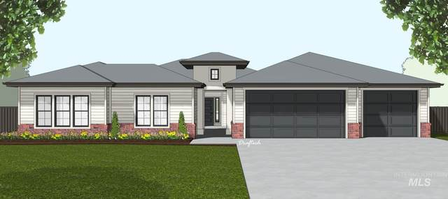 4199 E Fratello, Meridian, ID 83642 (MLS #98810620) :: City of Trees Real Estate
