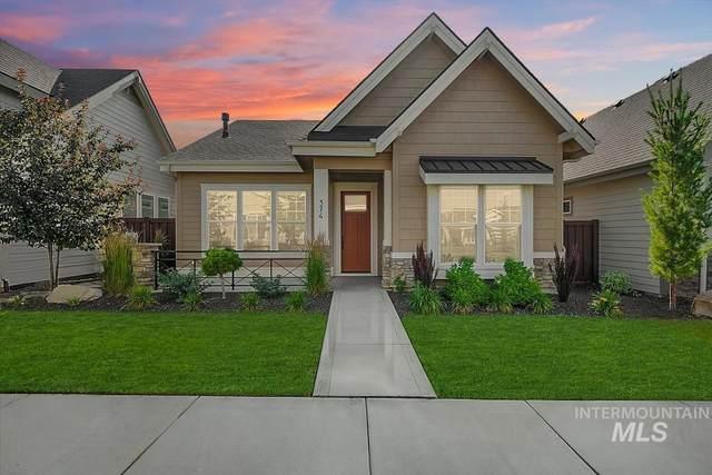 374 W Lockhart Lane, Meridian, ID 83646 (MLS #98810637) :: Jon Gosche Real Estate, LLC