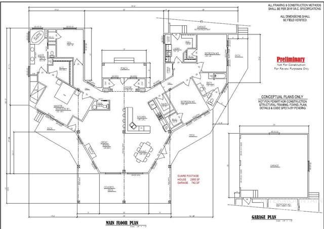 TBD Village Loop, New Meadows, ID 83654 (MLS #98810681) :: Juniper Realty Group
