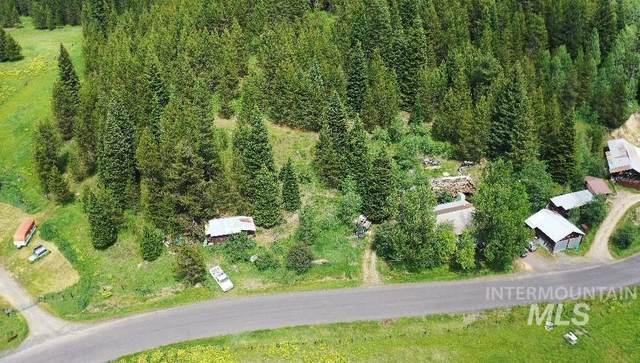 820 Sweeney Hill Road, Elk City, ID 83525 (MLS #98810712) :: Jon Gosche Real Estate, LLC
