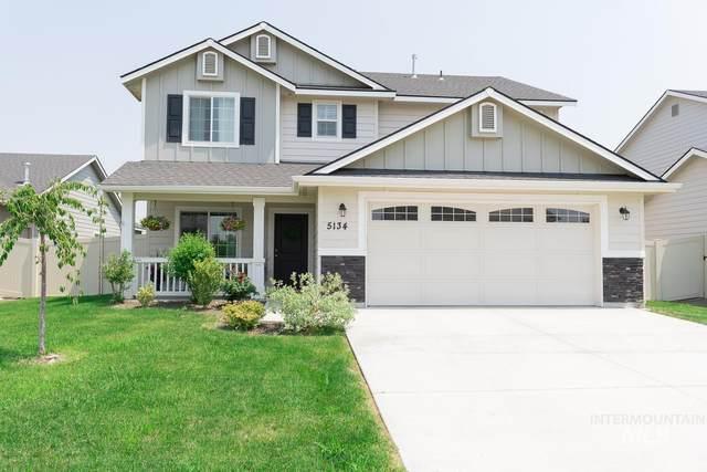 5134 N Maplestone Ave, Meridian, ID 83646 (MLS #98810720) :: Juniper Realty Group