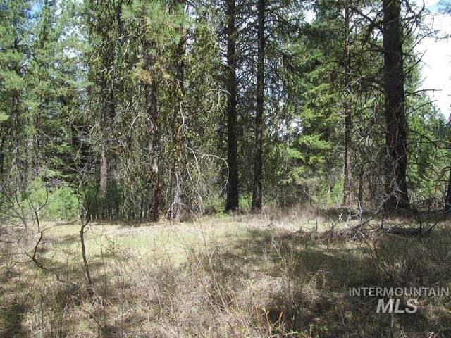 44 Red Leaf Dr, Cascade, ID 83611 (MLS #98810724) :: First Service Group
