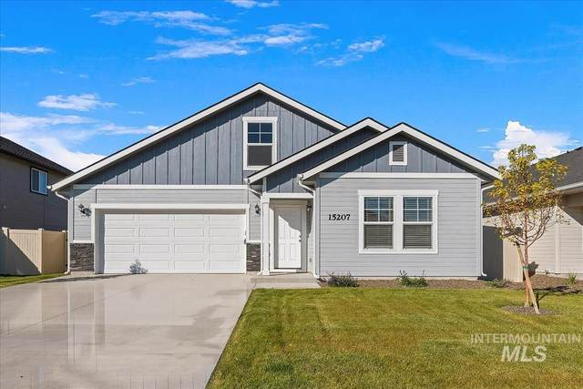 7541 E Wheatley St., Nampa, ID 83687 (MLS #98810750) :: Team One Group Real Estate