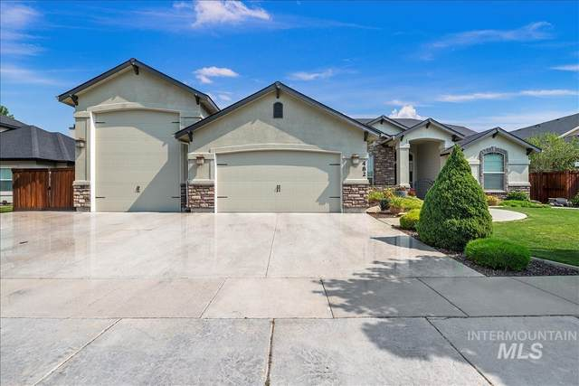 482 E Pasacana Street, Meridian, ID 83646 (MLS #98810752) :: Team One Group Real Estate
