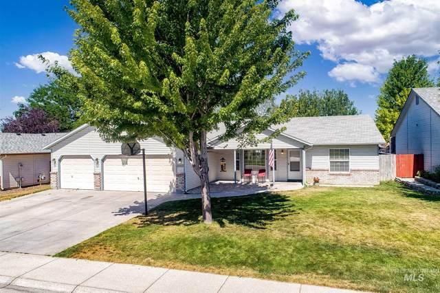 5505 S Caper Pl, Boise, ID 83716 (MLS #98810759) :: Silvercreek Realty Group