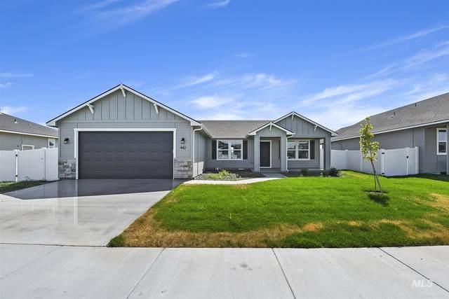 442 Blacksmith Ave, Fruitland, ID 83619 (MLS #98810787) :: Story Real Estate