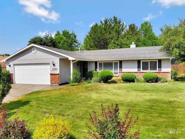 3518 S Williamsburg Way, Boise, ID 83706 (MLS #98810799) :: Team One Group Real Estate