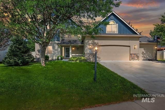 2055 N Maroon Ave, Kuna, ID 83634 (MLS #98810816) :: Michael Ryan Real Estate