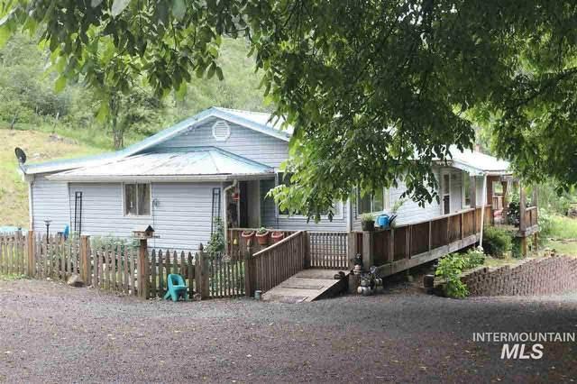 1605 Harmony Heights Loop, Orofino, ID 83544 (MLS #98810822) :: Haith Real Estate Team