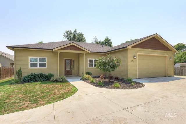1731 S Watersilk, Boise, ID 83709 (MLS #98810825) :: Team One Group Real Estate