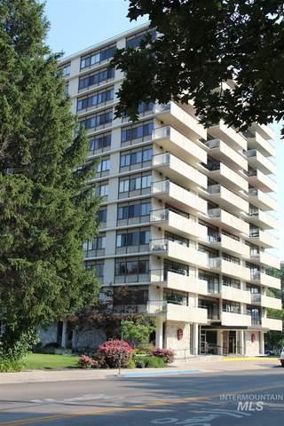 200 N 3rd #501, Boise, ID 83702 (MLS #98810834) :: Idaho Life Real Estate
