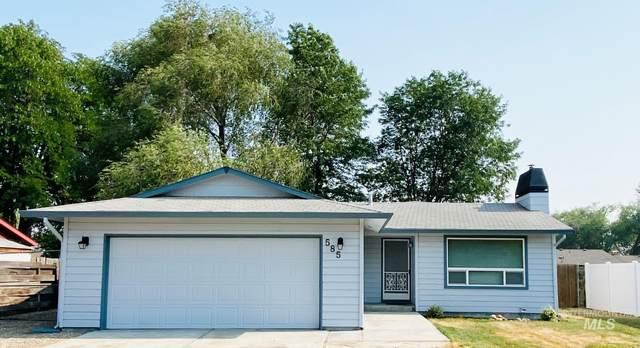 585 Dawn Ct, Kuna, ID 83634 (MLS #98810854) :: Build Idaho