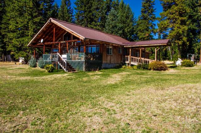 144 Upper Maxwell Ln., Elk City, ID 83525 (MLS #98810915) :: Haith Real Estate Team