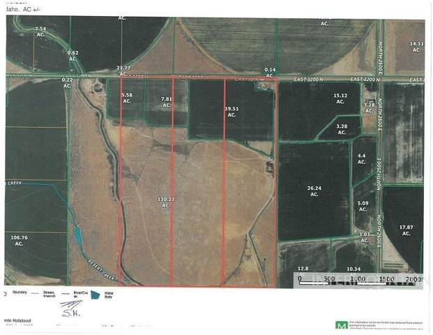 2475 E 3150 N - Parcel C, Twin Falls, ID 83301 (MLS #98810918) :: First Service Group