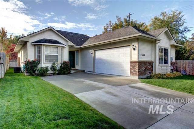 2652 W Good Ct, Boise, ID 83702 (MLS #98811006) :: Jon Gosche Real Estate, LLC