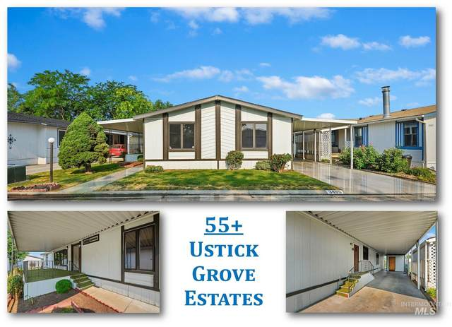 3495 N Yonkers Lane, Boise, ID 83704 (MLS #98811010) :: Build Idaho