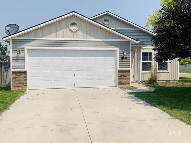 11838 Altamont, Caldwell, ID 83605 (MLS #98811055) :: Epic Realty