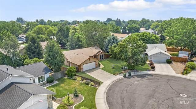 2451 W Rainfall Court, Meridian, ID 83646 (MLS #98811075) :: Jon Gosche Real Estate, LLC