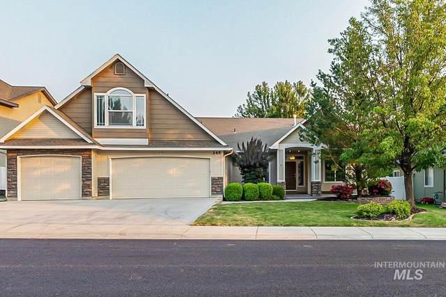 245 W Cub, Meridian, ID 83642 (MLS #98811090) :: Team One Group Real Estate