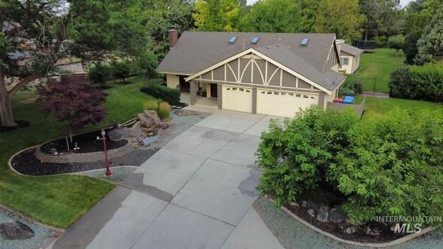3215 S Mccormick Way, Boise, ID 83709 (MLS #98811119) :: Bafundi Real Estate
