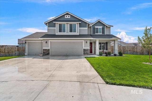 2518 N Tumbler Pl, Kuna, ID 83634 (MLS #98811121) :: Silvercreek Realty Group