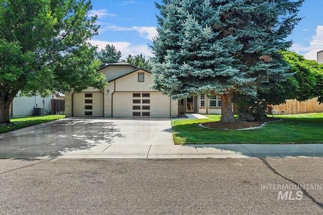 5537 S Amaryllis Pl, Boise, ID 83716 (MLS #98811132) :: Haith Real Estate Team