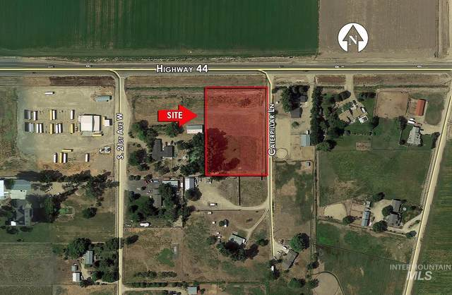 TBD Hwy 44 & Caterpillar Ln., Middleton, ID 83644 (MLS #98811146) :: First Service Group
