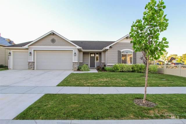6104 E. Path Dr., Nampa, ID 83687 (MLS #98811199) :: Boise Home Pros