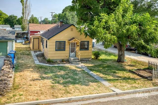 512 E Sherman, Nampa, ID 83686 (MLS #98811200) :: Build Idaho
