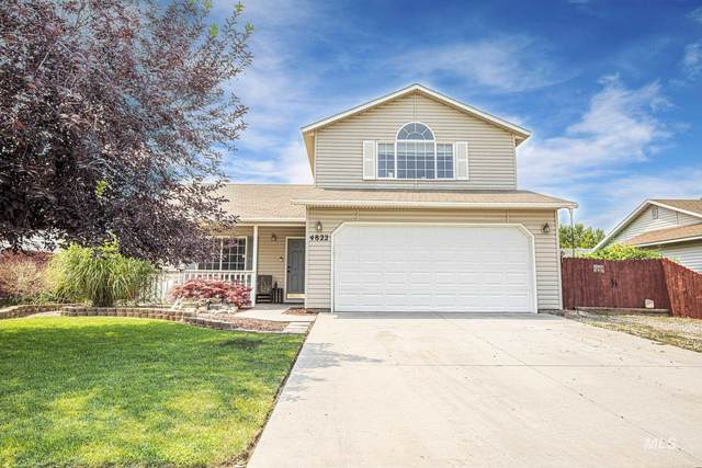 4822 Blue Grass Ave., Caldwell, ID 83607 (MLS #98811204) :: Epic Realty