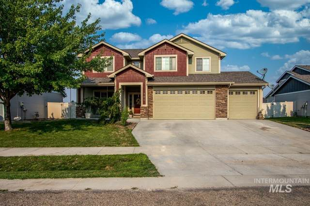 1021 N Buffalo Way, Middleton, ID 83644 (MLS #98811242) :: Haith Real Estate Team