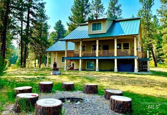 106 Hatchet Ln, Cascade, ID 83611 (MLS #98811248) :: Bafundi Real Estate