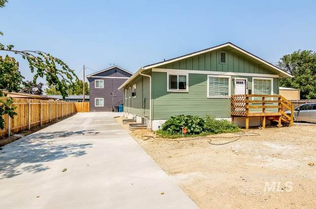 124 Smith Ave., Nampa, ID 83651 (MLS #98811256) :: Juniper Realty Group