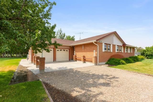 765 SE Sunrise Dr, Mountain Home, ID 83647 (MLS #98811282) :: Michael Ryan Real Estate