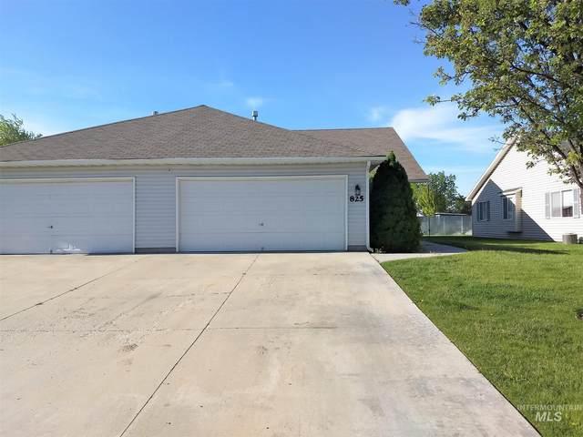 825 E Maine Ave., Nampa, ID 83686 (MLS #98811312) :: Silvercreek Realty Group