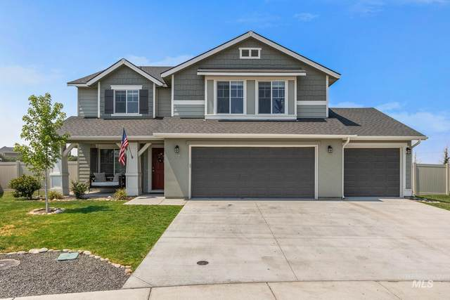13975 S Baroque, Nampa, ID 83651 (MLS #98811316) :: Boise Home Pros