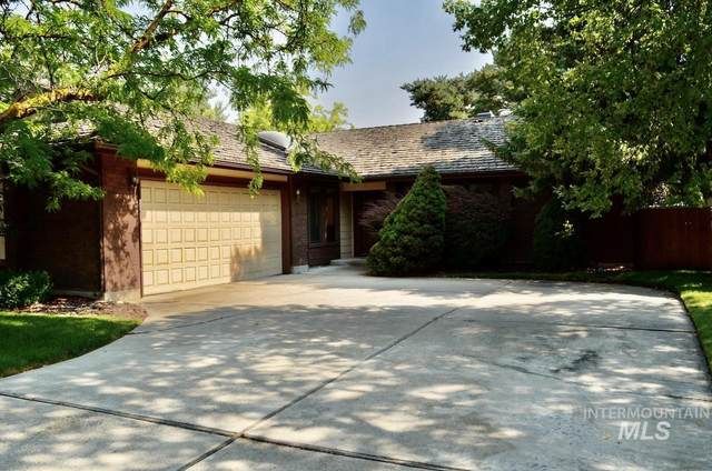 223 E Old Saybrook, Boise, ID 83706 (MLS #98811328) :: Michael Ryan Real Estate