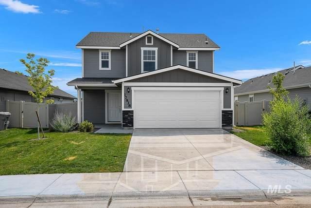 17938 Hensley Ridge Pl, Nampa, ID 83687 (MLS #98811335) :: Haith Real Estate Team