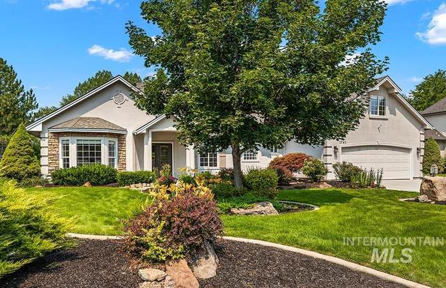1741 S Willow Lake Way, Eagle, ID 83616 (MLS #98811339) :: Michael Ryan Real Estate
