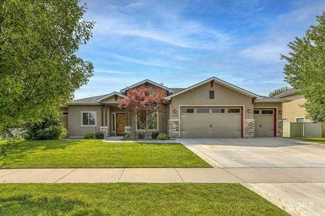 4276 N N. Linwood Way, Meridian, ID 83646 (MLS #98811353) :: Bafundi Real Estate