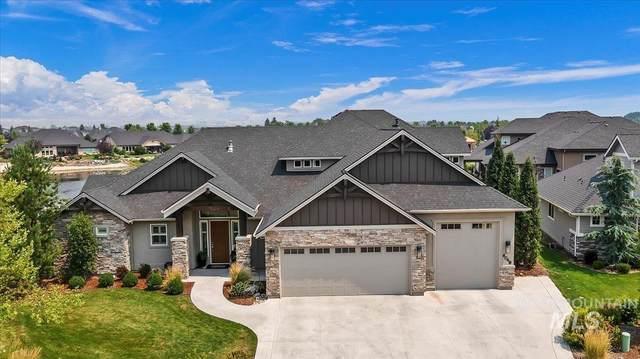 6048 W Stadium Ct, Eagle, ID 83616 (MLS #98811358) :: Idaho Life Real Estate