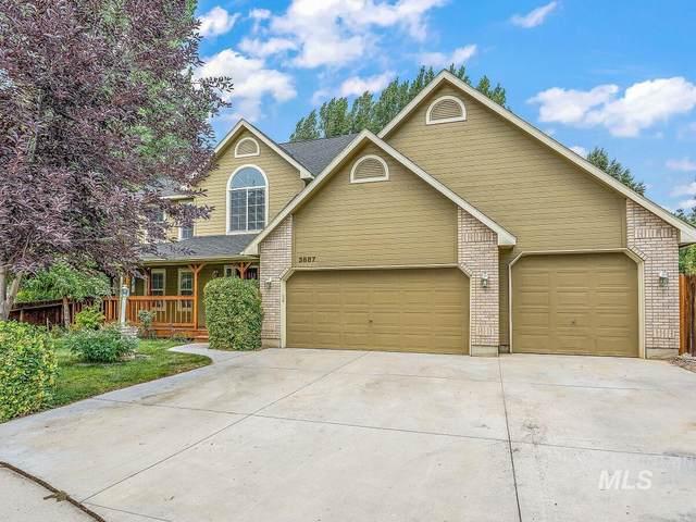 3887 W Big Creek Ct, Meridian, ID 83642 (MLS #98811384) :: Build Idaho